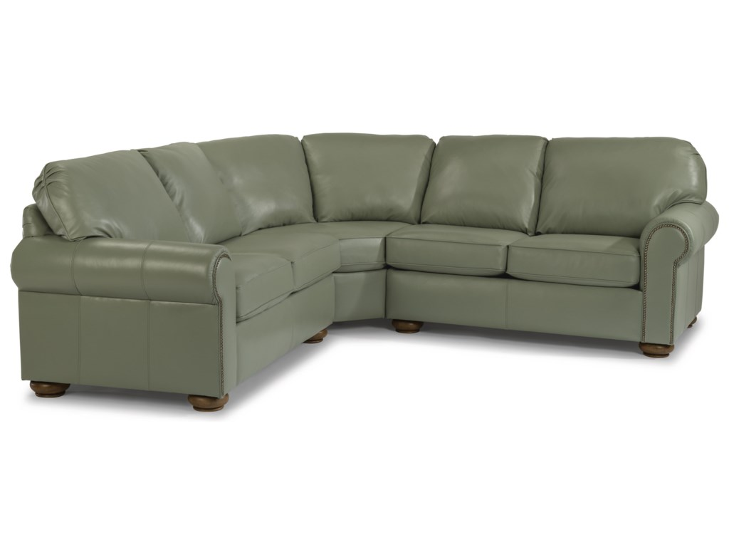 Flexsteel PrestonSectional Sofa
