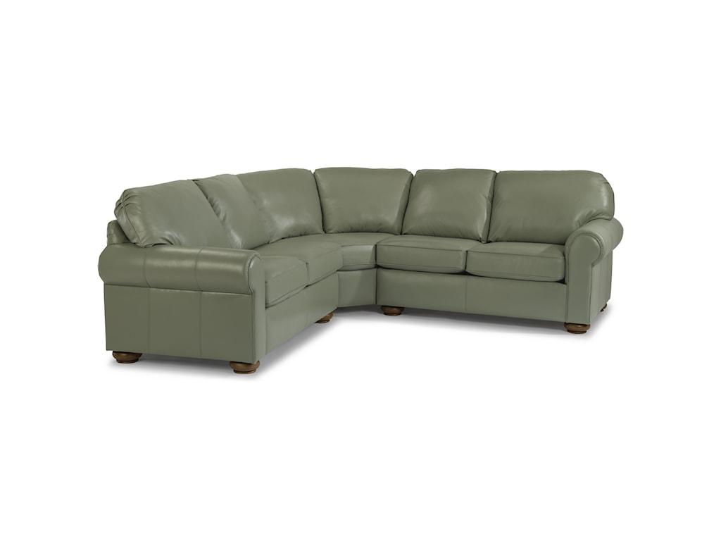 Flexsteel PrestonSectional Sofa