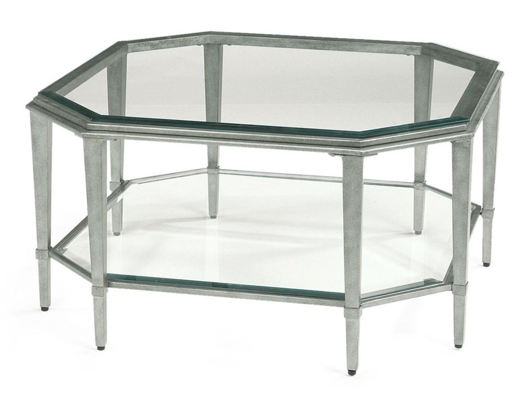 Flexsteel PrismSquare Cocktail Table