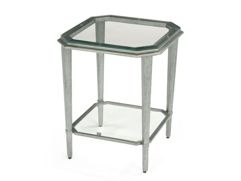 Flexsteel PrismChairside Table