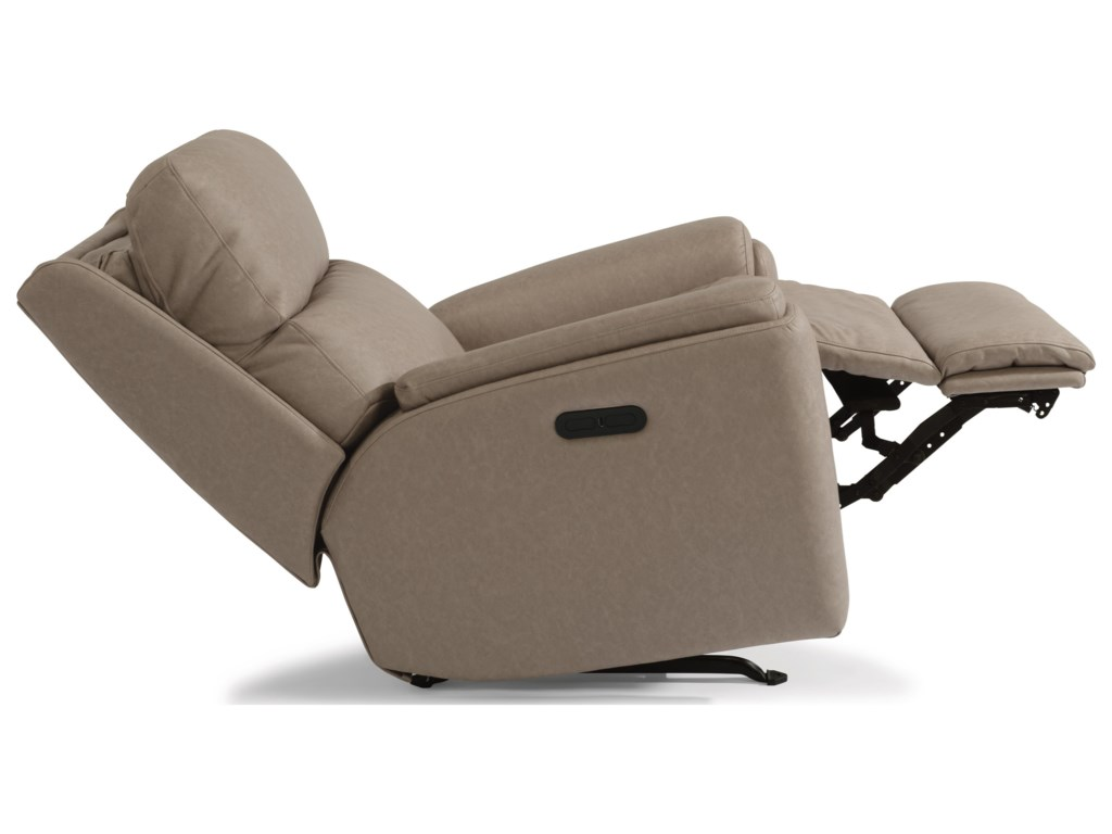 Flexsteel ValorPower Recliner with Power Headrest