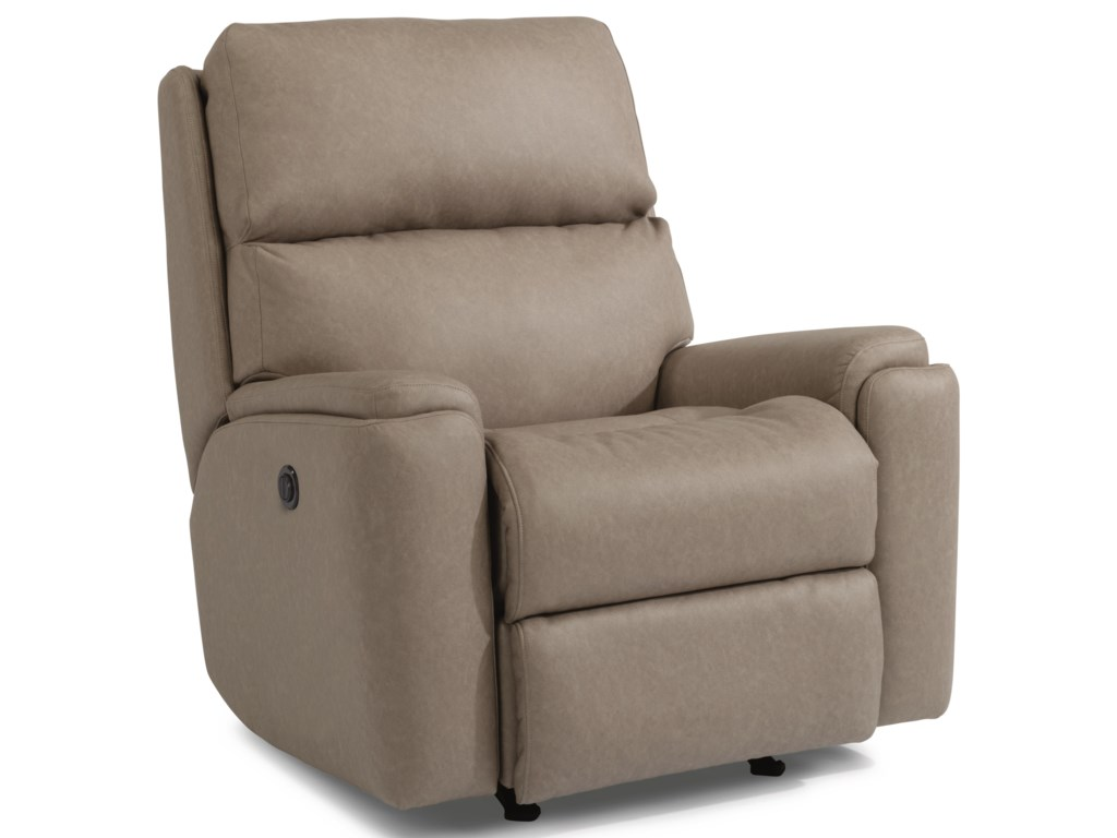 Flexsteel ValorPower Rocking Recliner