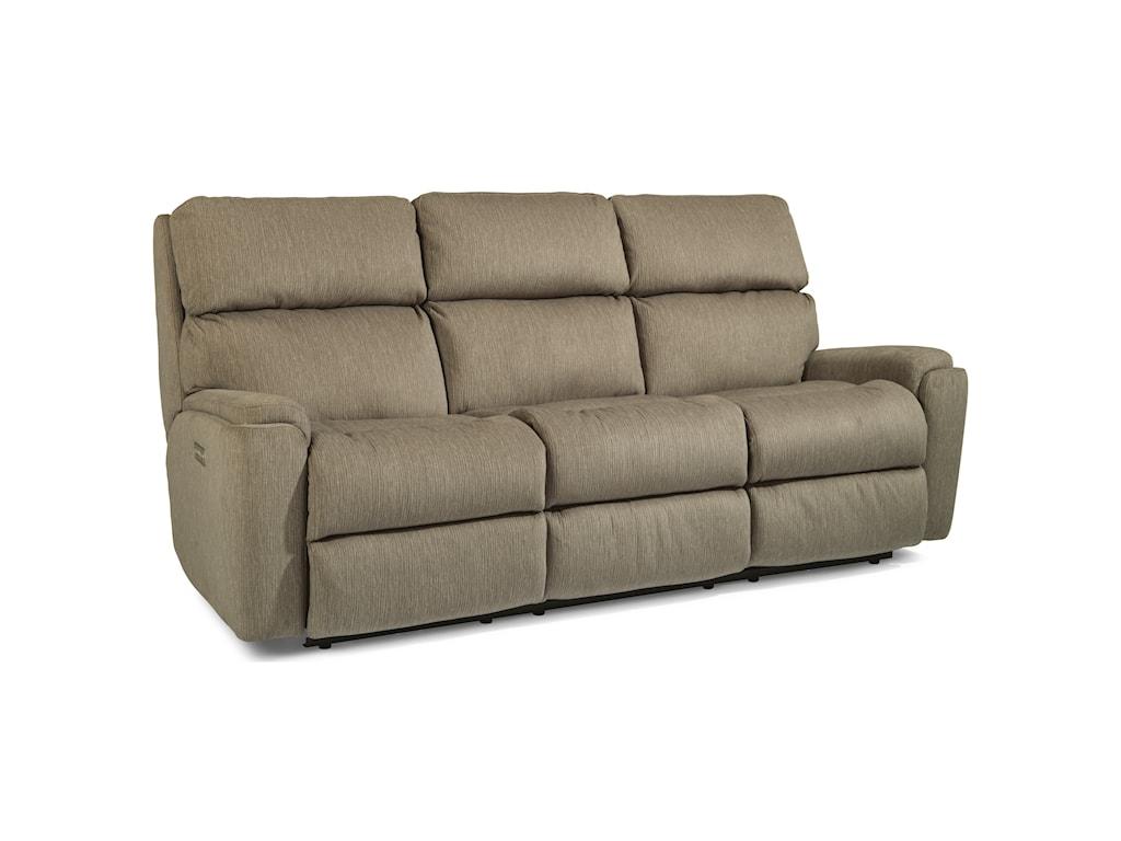 Flexsteel ValorReclining Sofa