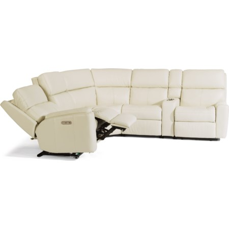 Reclining Sectional