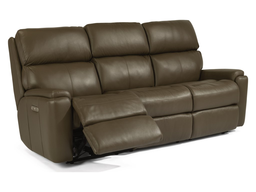 Flexsteel RioPower Reclining Sofa