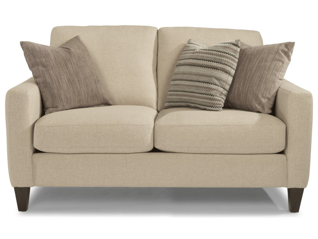 Flexsteel RiverContemporary Loveseat