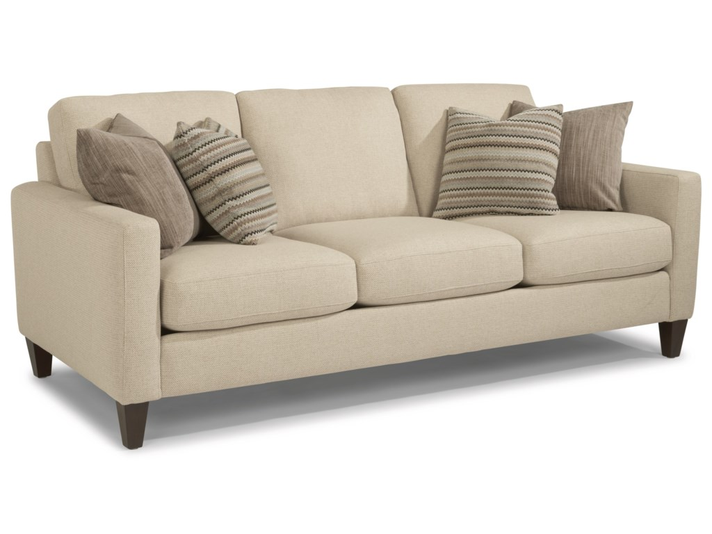 Flexsteel RiverContemporary Sofa