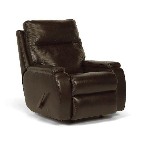 Flexsteel Latitudes - Runway Contemporary Power Recliner