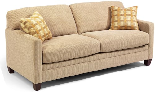 Flexsteel Serendipity Upholstered Queen Sofa Sleeper