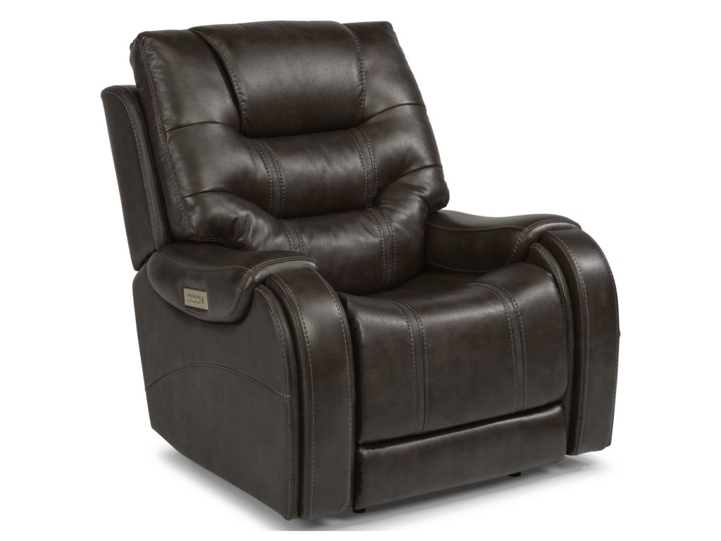 Flexsteel Latitudes - SinclairPower Recliner