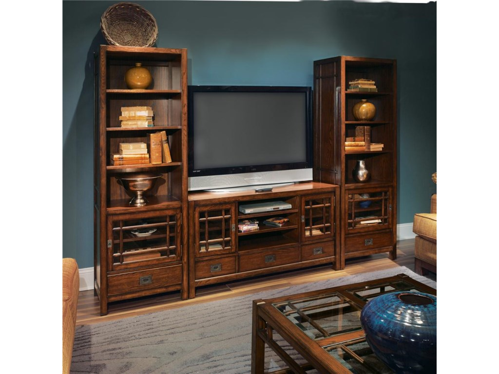 Flexsteel SonomaEntertainment Center
