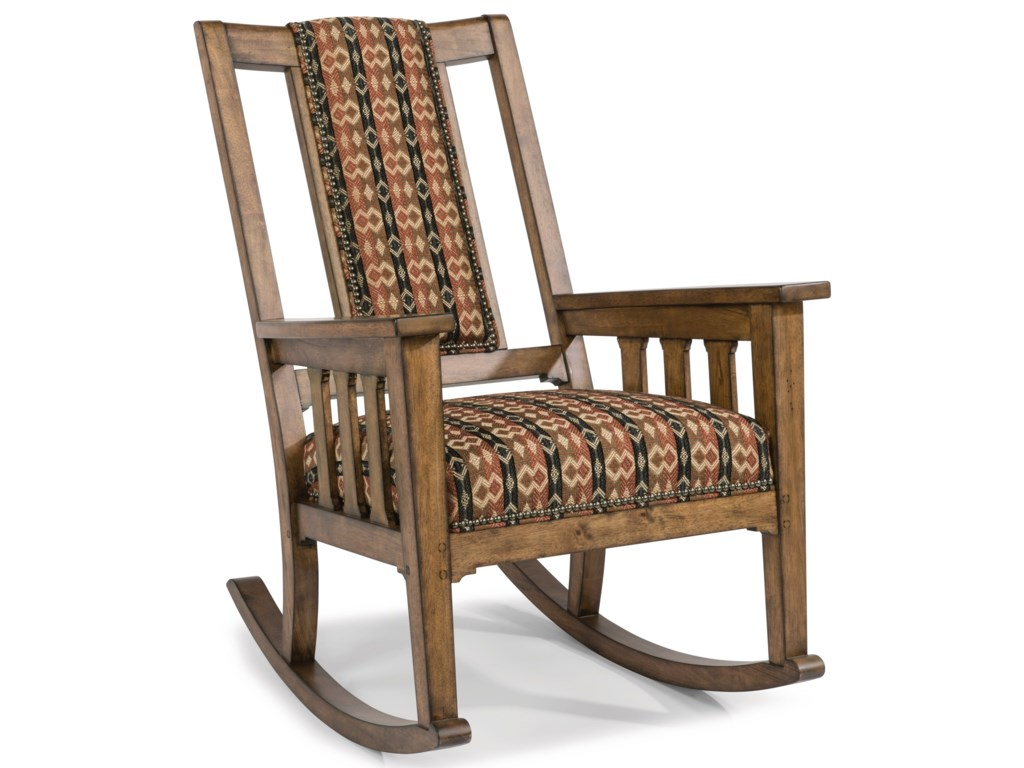 Flexsteel SonoraUpholstered Rocking Chair