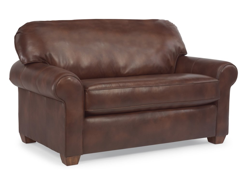 Paige Twin Sleeper Sofa By Flexsteel At Crowley Furniture Mattress