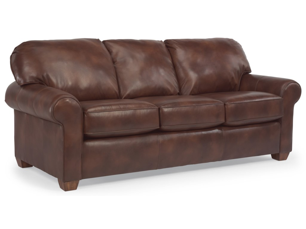 Flexsteel Thornton (Clackamas Only)Queen Sleeper Sofa