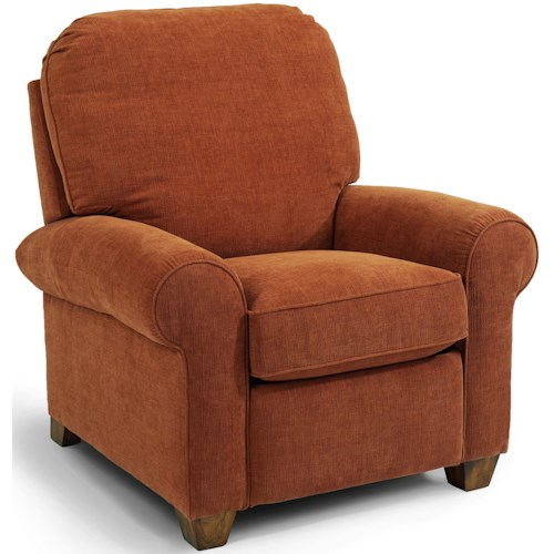 Flexsteel Thornton  High Leg Recliner