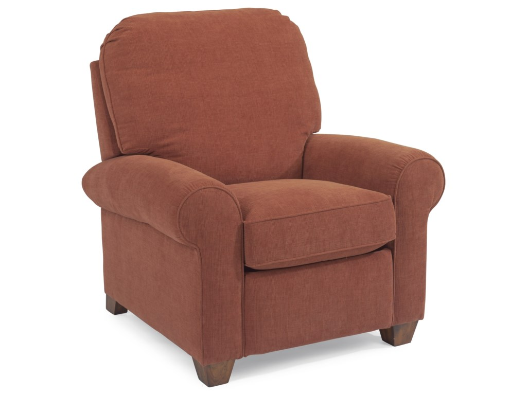 Flexsteel Thornton Power High-Leg Recliner