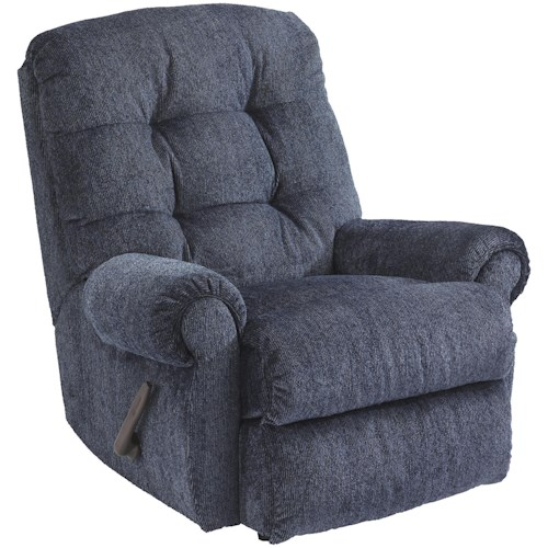 Flexsteel Torrence Power Recliner with Tufted Back
