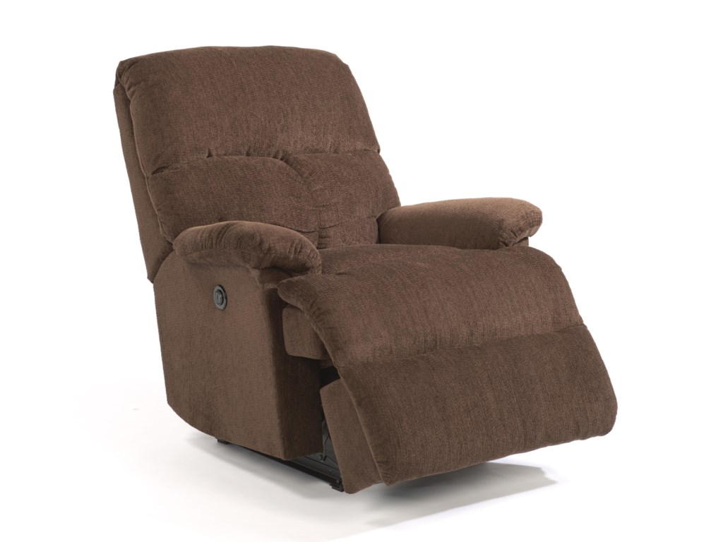 Flexsteel Triton Power Wall-Saver Recliner
