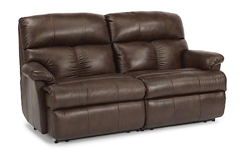 Flexsteel Triton  Casual Reclining Studio Sofa