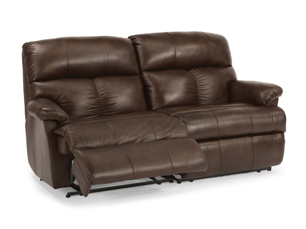 Flexsteel Triton Reclining Studio Sofa