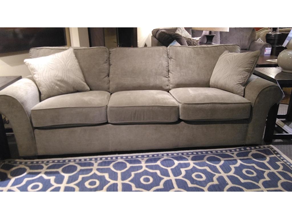 Three Cushion Sofa Flexsteel Vail91