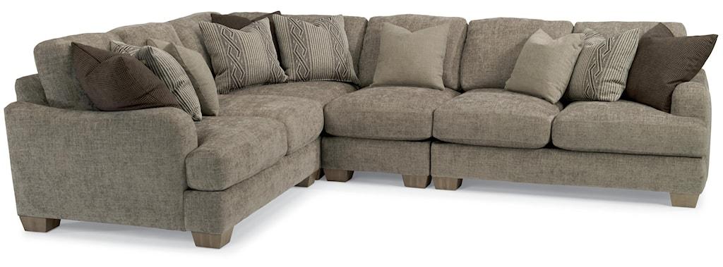 Sofa With Loose Back Pillows Sofa The Honoroak