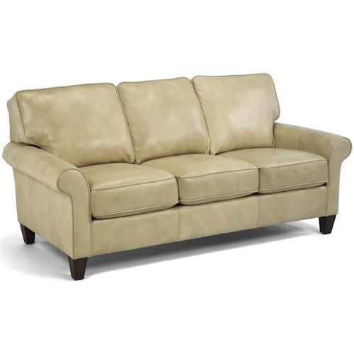Flexsteel Westside Casual Style Sofa
