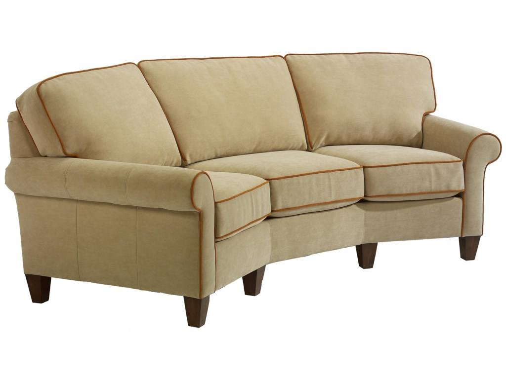 Flexsteel WestsideConversation Sofa