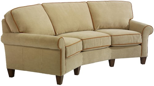 Flexsteel Westside Casual Conversation Sofa