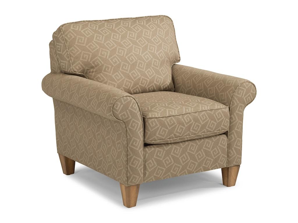 Flexsteel WestsideCasual Style Chair