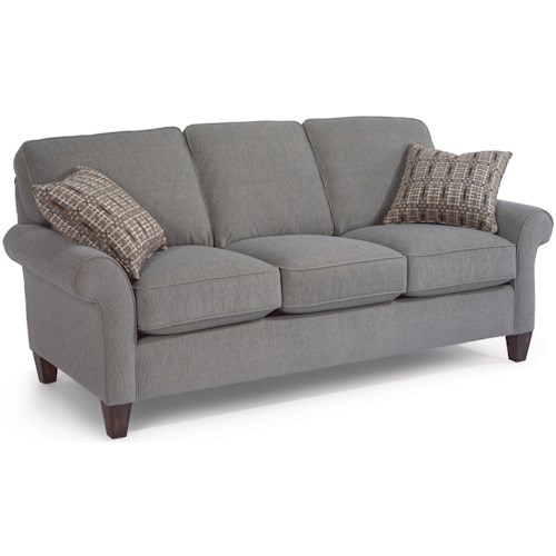 Flexsteel Westside Casual Style Sofa