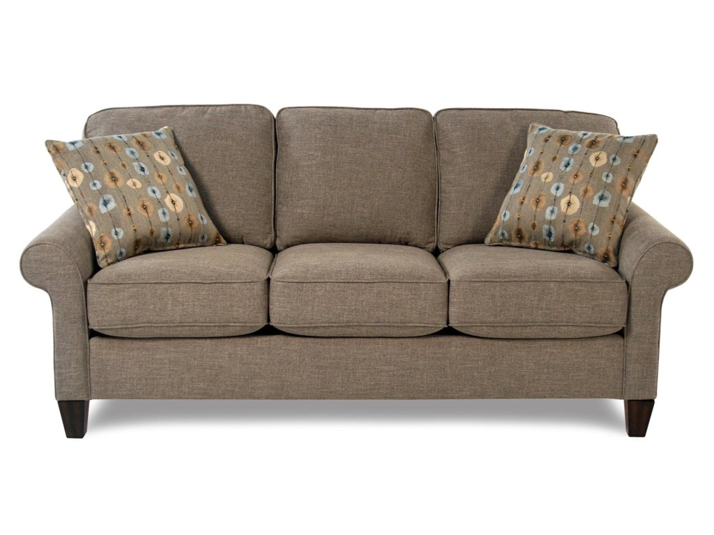 Tanzy Casual Style Sofa by Flexsteel at Rotmans