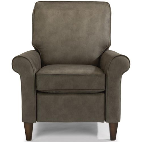 Flexsteel Westside Casual Style High Leg Recliner