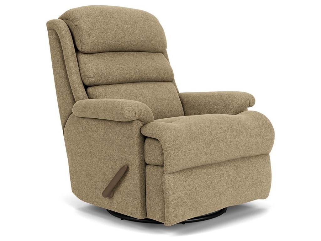 Flexsteel YukonSwivel Glider Recliner