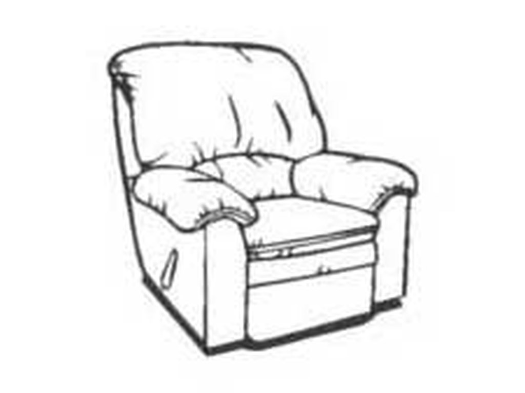Flexsteel ChicagoChicago Recliner