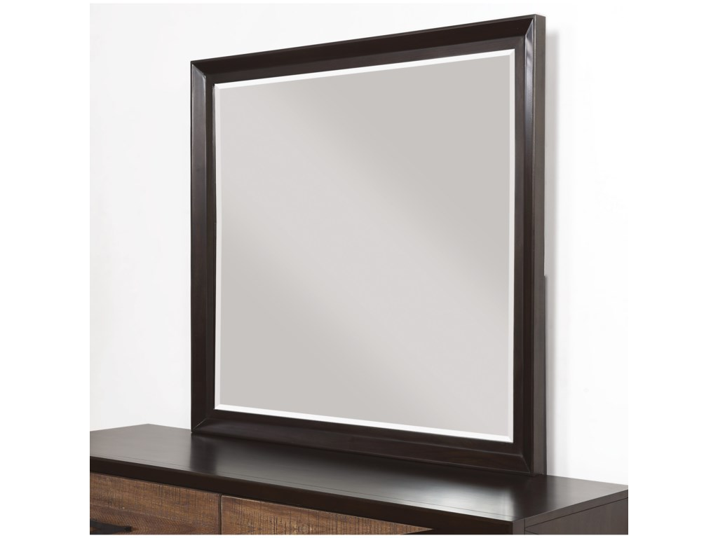Wynwood, A Flexsteel Company AlpineDresser Mirror