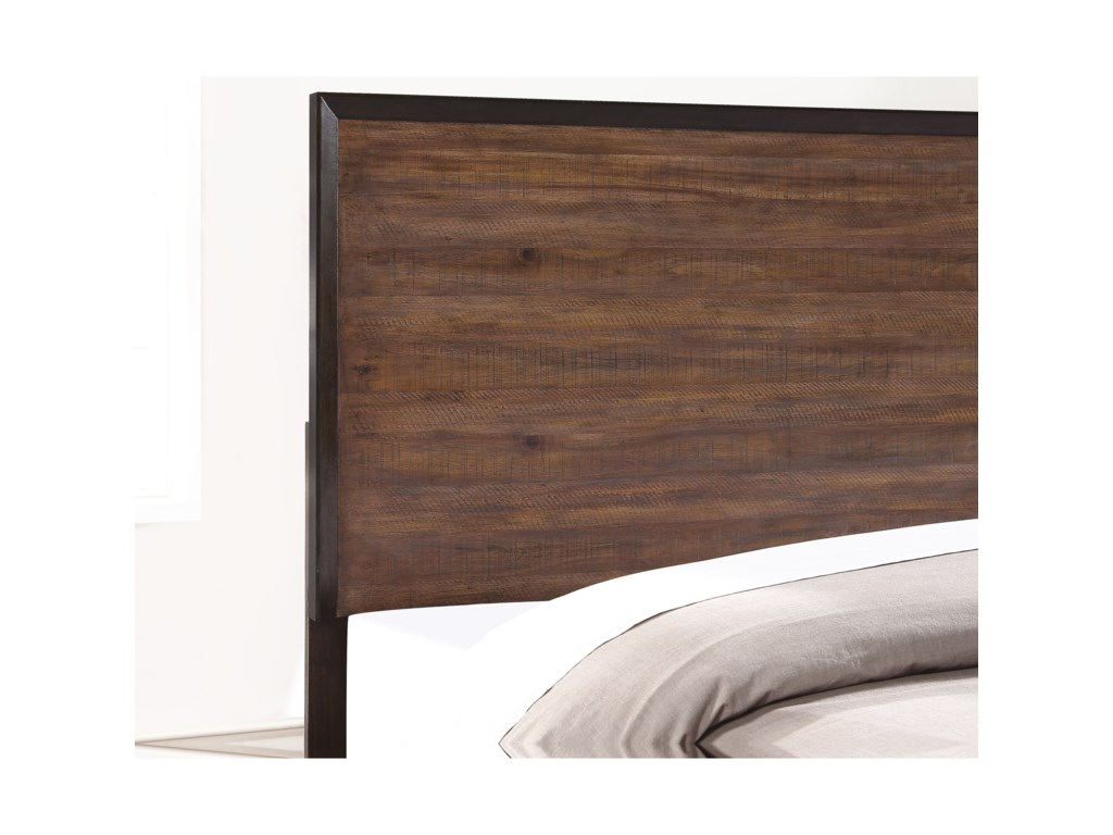 Wynwood, A Flexsteel Company AlpineQueen Platform Bed
