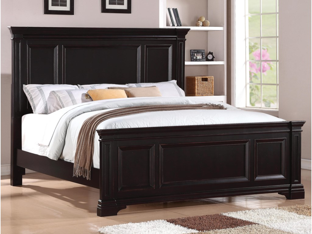 Flexsteel Wynwood Collection CamberlyCalifornia King Bed
