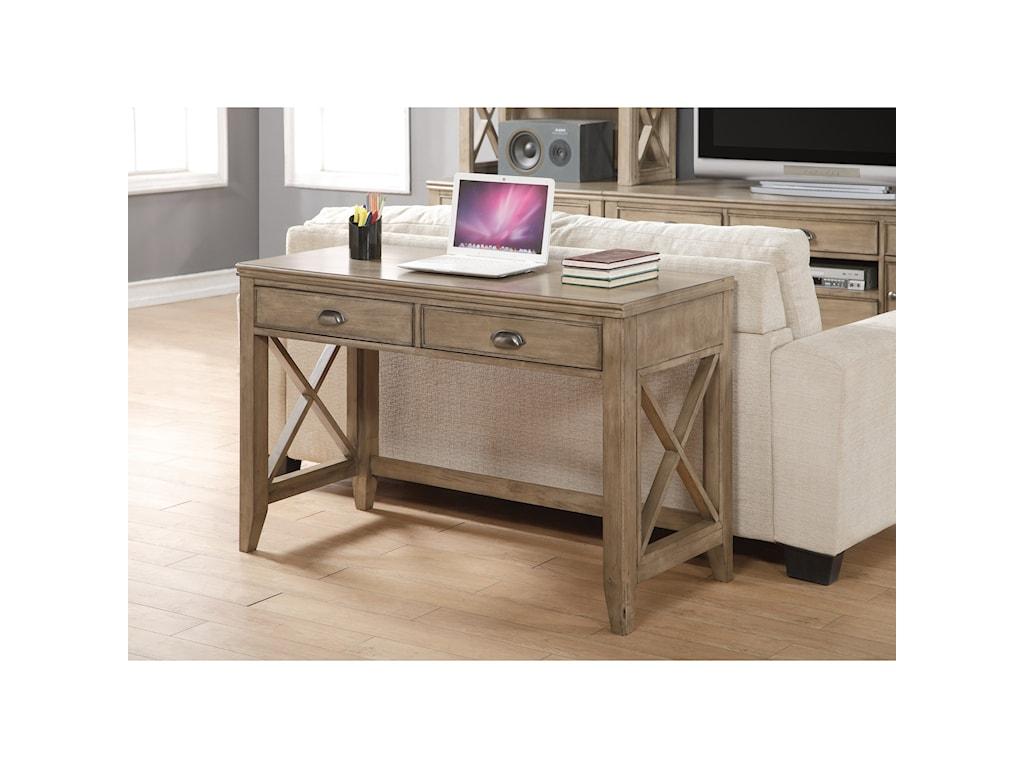 Flexsteel Wynwood Collection Camden48-Inch Writing Desk