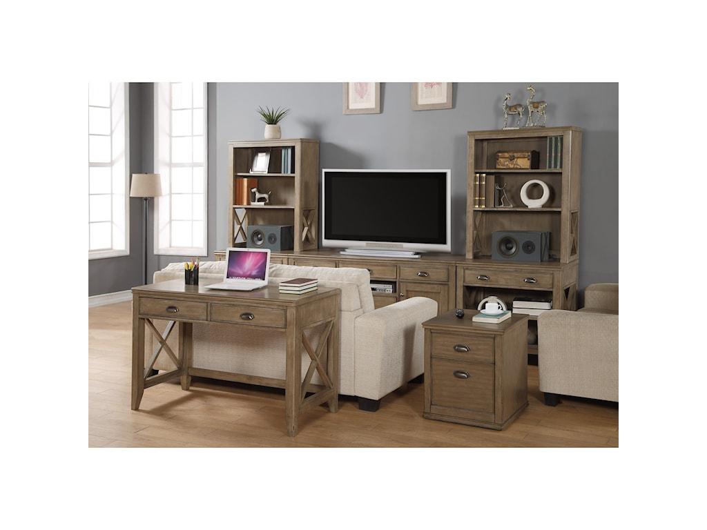 Wynwood, A Flexsteel Company Camden48-Inch Writing Desk