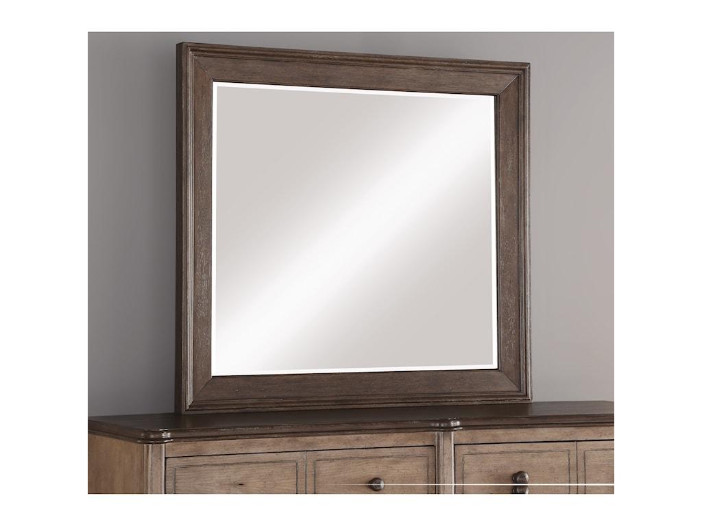 Flexsteel Wynwood Collection CarmenLandscape Mirror