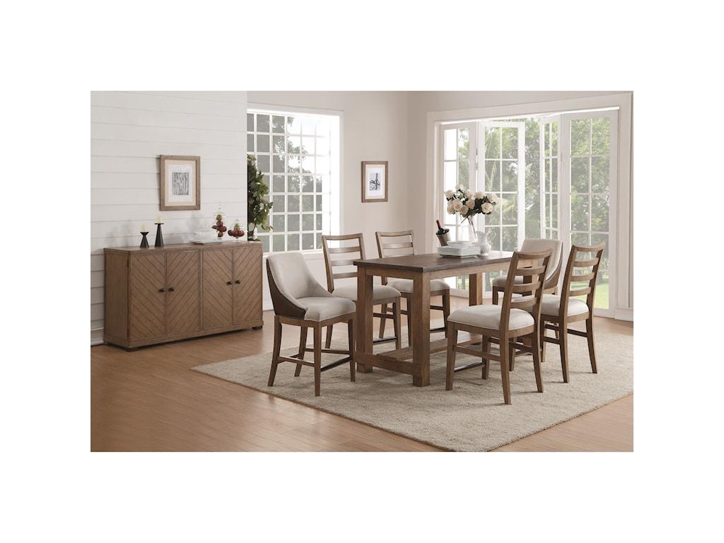 Wynwood, A Flexsteel Company CarmenCounter Height Table