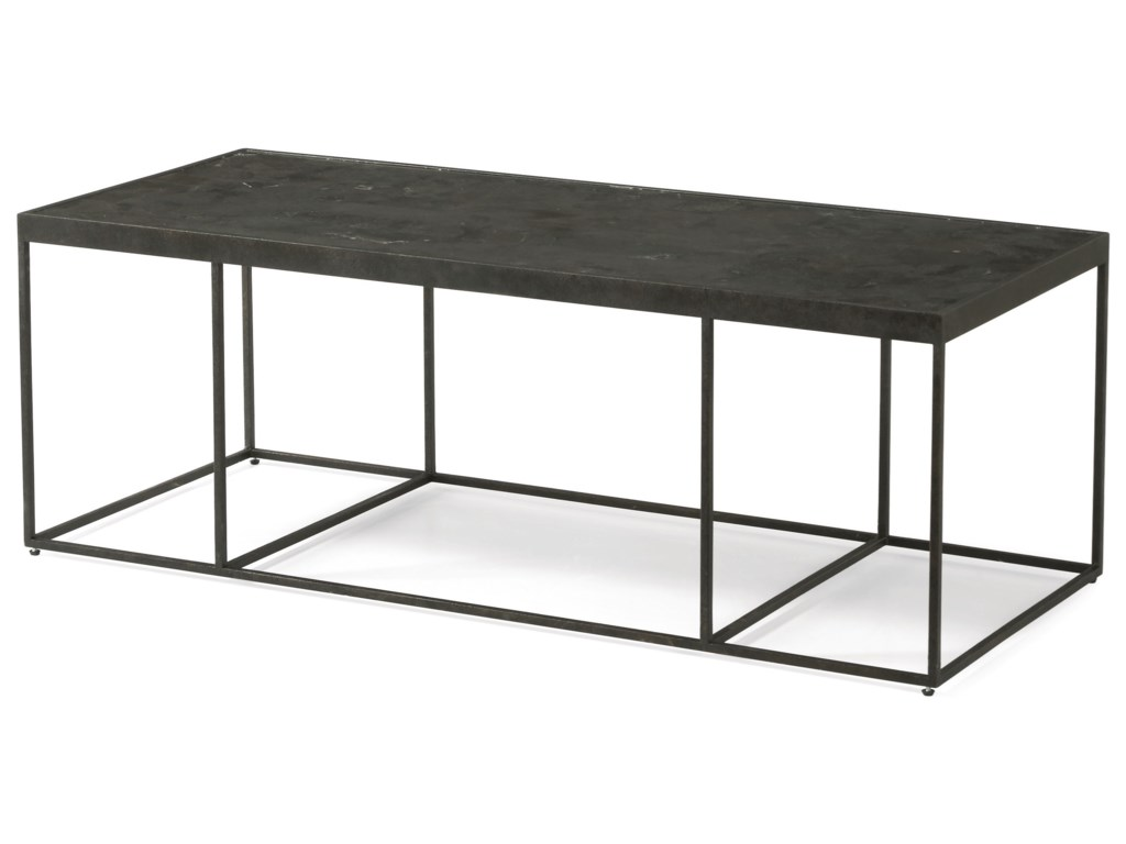 Flexsteel Wynwood Collection CarmenRectangular Cocktail Table