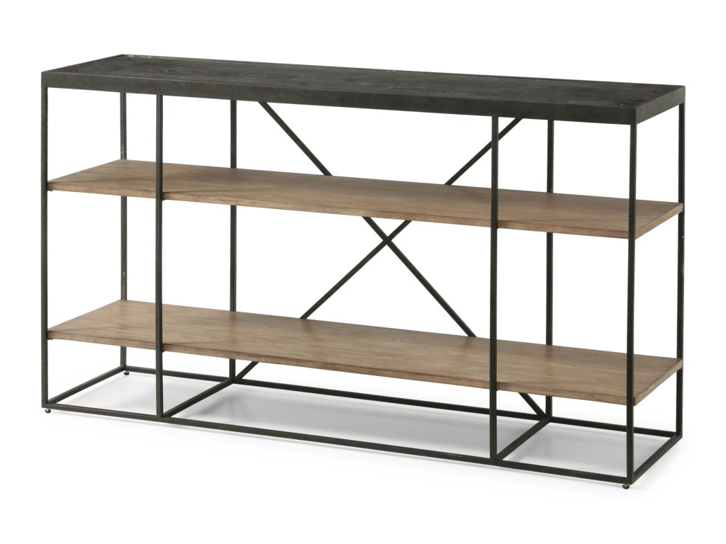 Flexsteel Wynwood Collection CarmenSofa Table