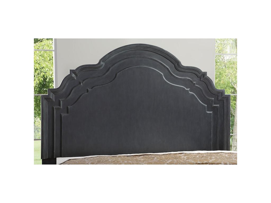 Flexsteel CharlestonKing Bed