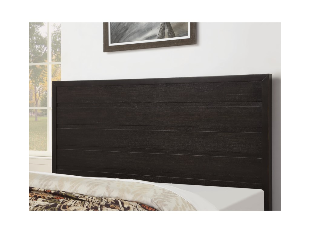 Flexsteel Wynwood Collection CologneCalifornia King Low Profile Storage Bed
