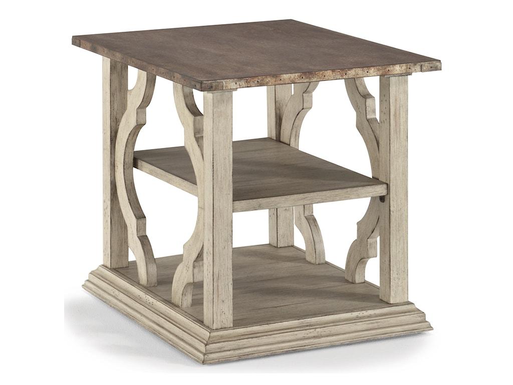 Flexsteel Wynwood Collection EstateEnd Table