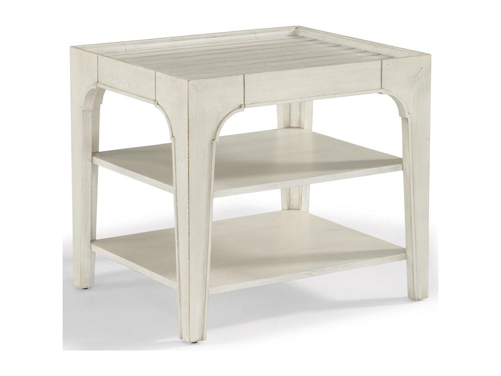 Flexsteel Wynwood Collection HarmonyEnd Table