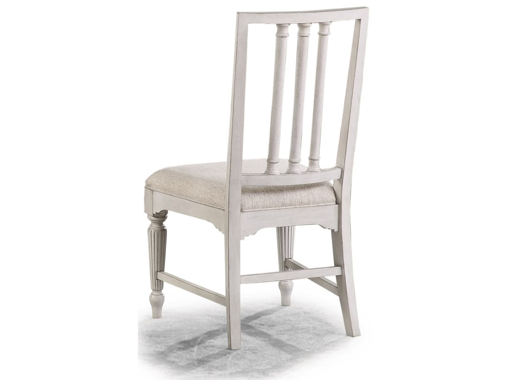 Flexsteel Wynwood Collection HarmonyUpholstered Dining Side Chair