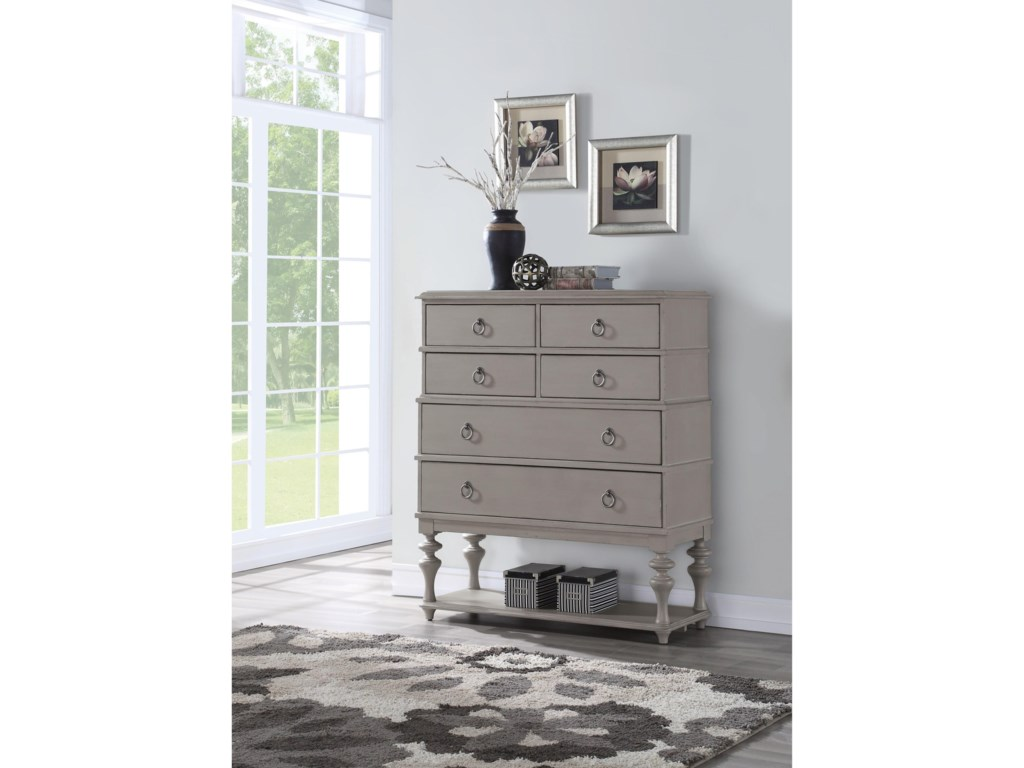Flexsteel Wynwood Collection HeirloomChest of Drawers
